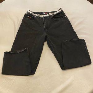 TOMMY HILFIGER Vintage Men's Straight Leg Jeans
